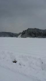 20140112山へ向かう途中の風景2