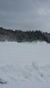20140112山へ向かう途中の風景3