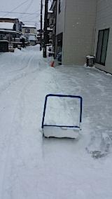 20140209雪寄せ2