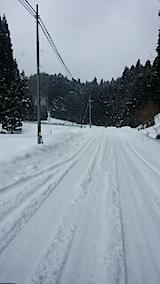 20140209山からの帰り道の様子2