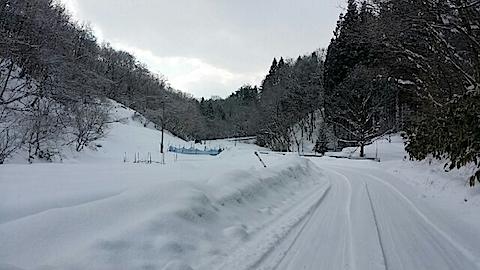20140210山へ向かう途中の様子3