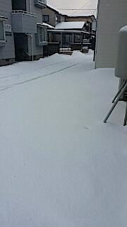 20140211雪寄せ1