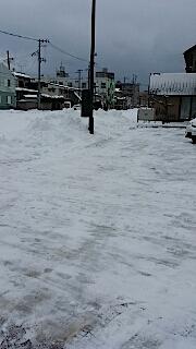 20140211雪寄せ6