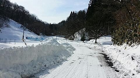 20140212山へ向かう途中の様子3