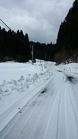 20140224山からの帰り道の様子