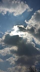 20140317お日さまが雲に