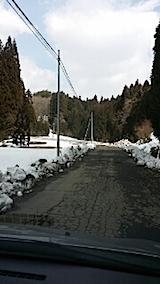 20140317山からの帰り道の様子1