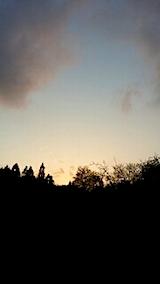 20140513西の空の様子1