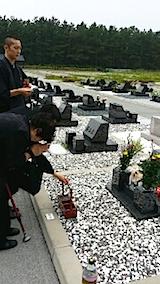 20140615墓参り1