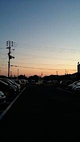 20140705夕焼け