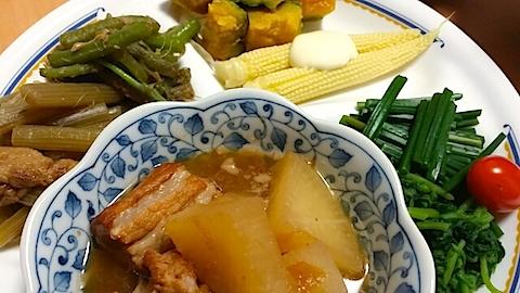 20140710晩ご飯