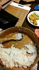 20140711手巻き寿司1