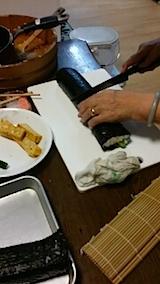 20140711手巻き寿司2