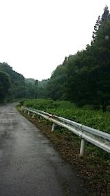 20140713山へ向かう途中の様子