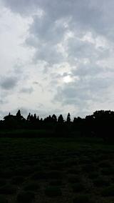 20140717西の空の様子1