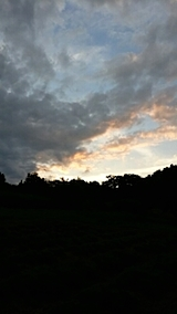 20140717西の空の様子2