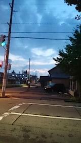 20140910外の様子夜のはじめ頃