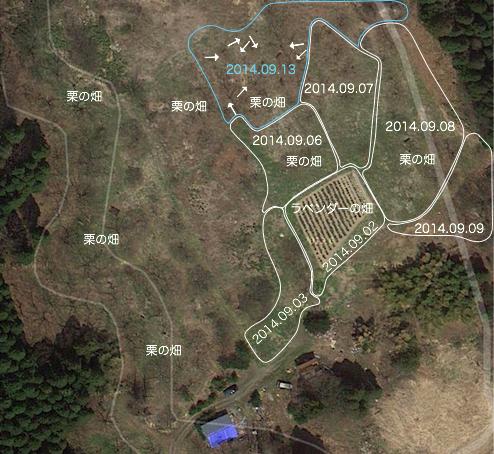 20140913草刈りマップ