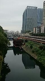 20141013御茶ノ水外の様子朝