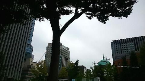 20141013御茶ノ水界隈の様子朝2
