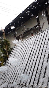20141205会津にも雪が