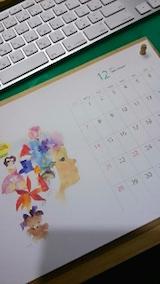 20141204十二月のカレンダー