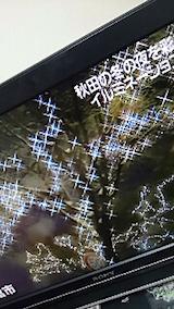 20141205秋田の冬の空を彩るイルミネーション大館1