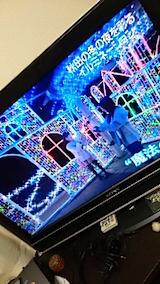 20141205秋田の冬の空を彩るイルミネーション土崎1