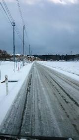 20141206山へ向かう途中の様子3
