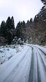 20141206山へ向かう途中の様子7