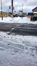 20150111雪寄せ1