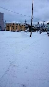 20150210雪寄せ前