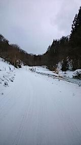 20150210山へ向かう途中の様子4
