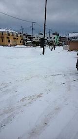 20150211雪寄せ前