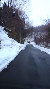 20150212山からの帰り道の様子2
