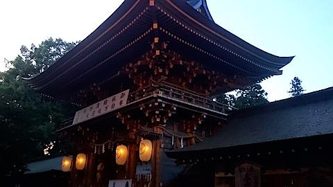 20150429伊佐須美神社楼門6