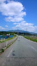 20150511太平つつじ園へむかう途中の様子太平山