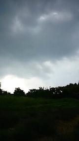 20150617真っ黒な雲と雷