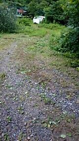 20150708ラベンダーの畑へ上がる道の草刈り後の様子2
