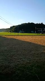 20150712山からの帰り道の様子田んぼ1
