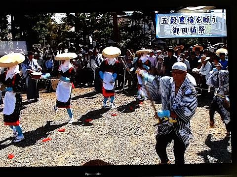 20150712会津美里町お田植えまつり早乙女舞1