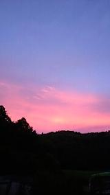 20150713東の空の様子2