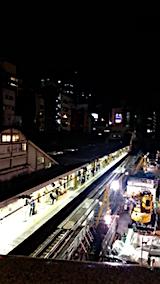 20151010聖橋より御茶ノ水駅を望む