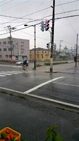 20151024外の様子昼過ぎ大雨1