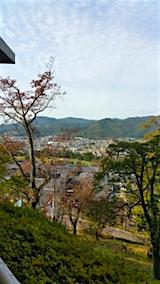 20151101京産大から望んだ京都の風景1