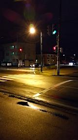 20151122外の様子夜のはじめ頃