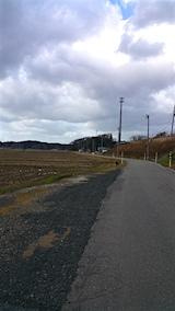 20151205山からの帰り道の様子