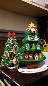 20151205ミニクリスマスツリー