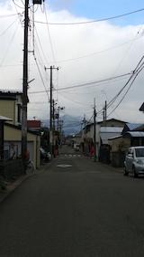 20151206山からの帰り道の様子太平山