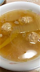 20160105肉団子スープ
